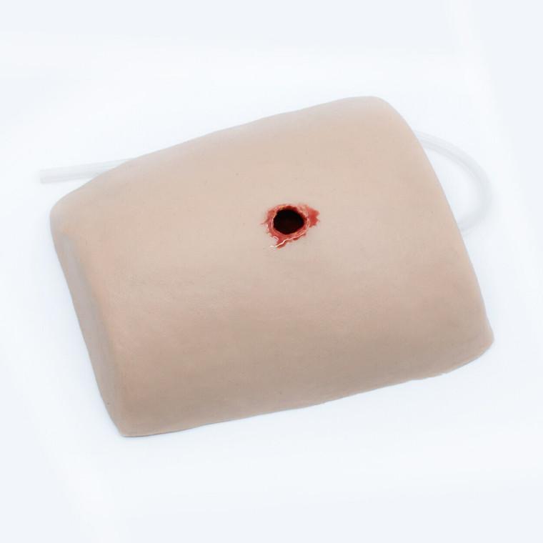 Haemostatic Clotting Trainer - Gunshot Wound