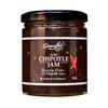 Chipotle Jam, savoury chipotle and onion jam, smokey aroma and flavour.