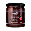 Ham Jam, savoury cherry jam, perfect with ham, turkey, chicken, kangaroo or cheese. Please note this is a new jar size of 200g.