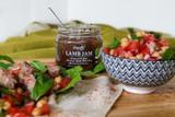 Moroccan Lamb & Chickpea Wraps With Lamb Jam