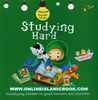 Studying Hard (Akhlaaq Building Series -Manners and Charters)