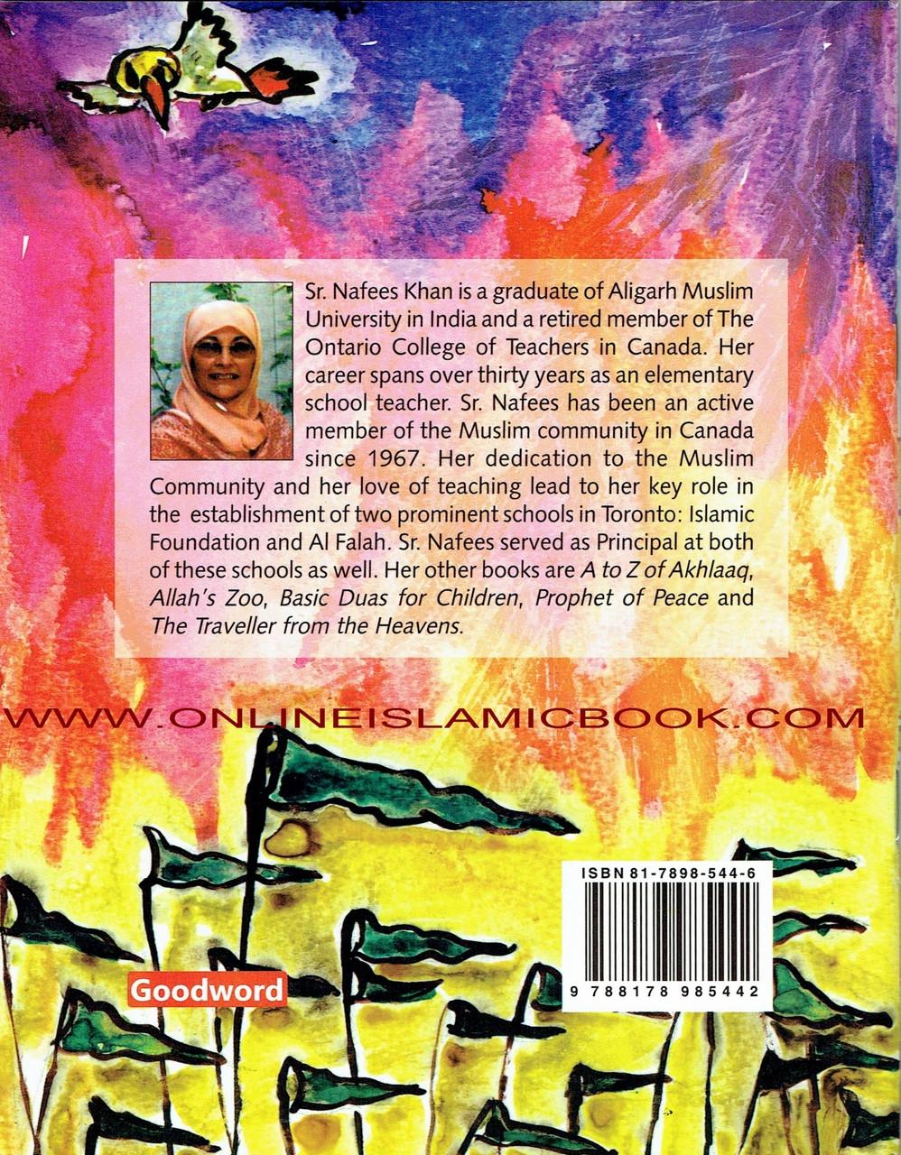 Abu Bakr Siddiq- The First Caliph Of Islam (Children Story Book)