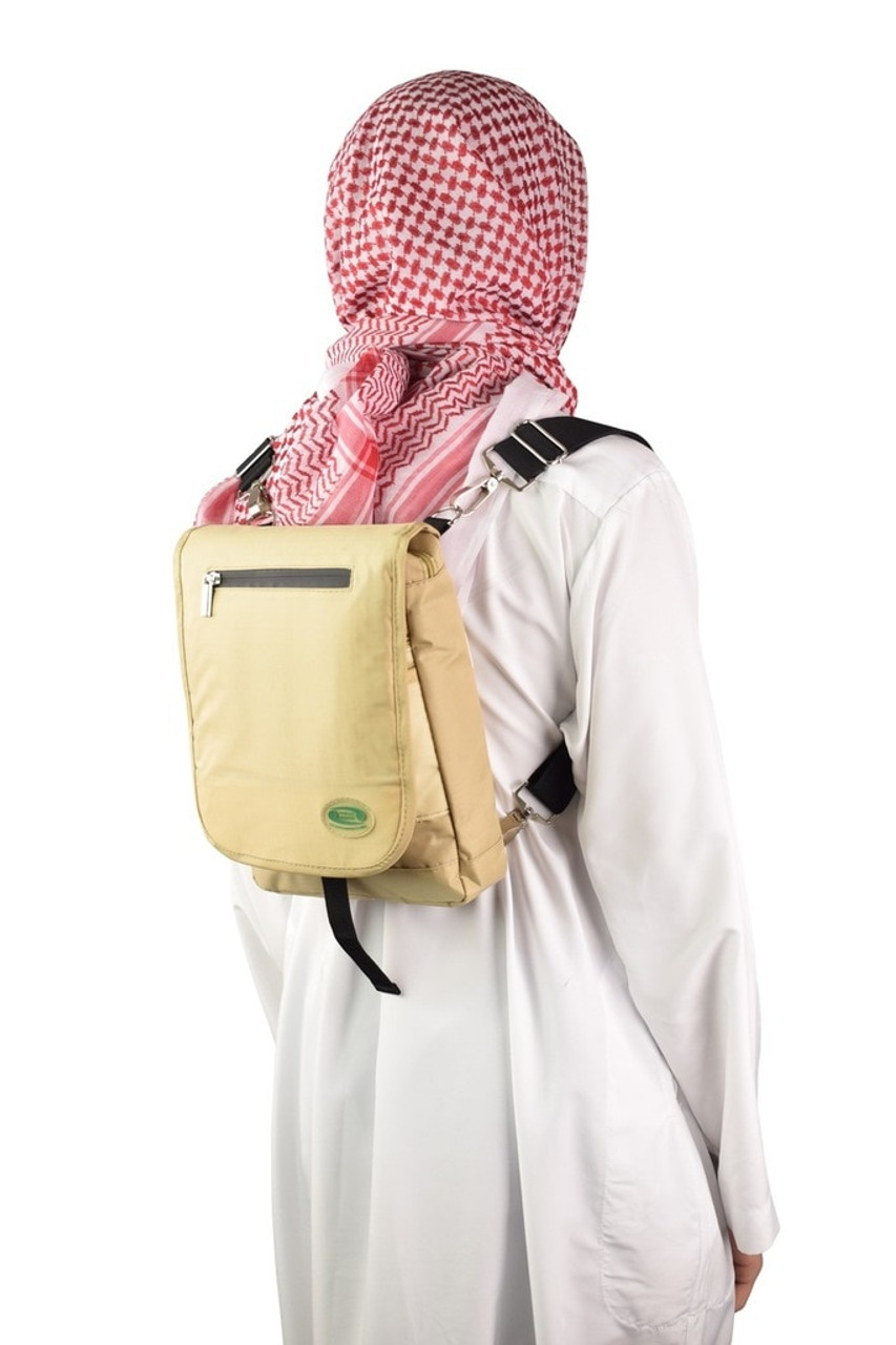 Secure Hajj   Umrah Side and Back Pack - Online Islamic Book d88d2ccee9
