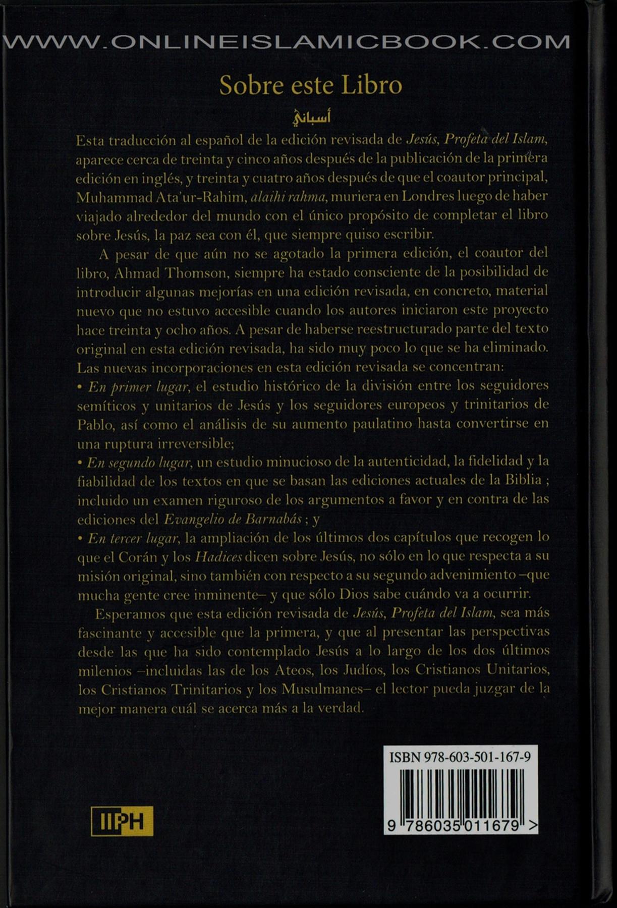 Spanish - Jesús, Profeta del Islam - Jesus Prophet of Islam