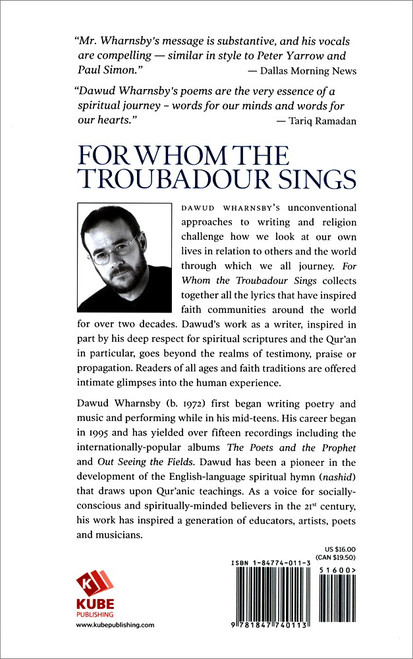 For Whom The Troubadour Sings