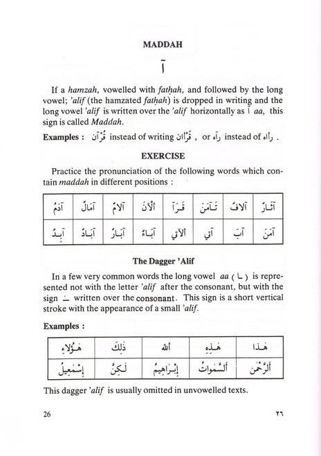 Learn the Language of the Holy Quran