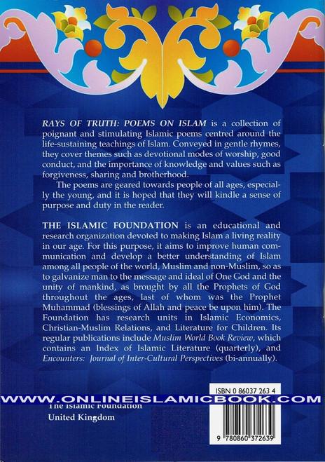 Rays Of Truth Poems on Islam