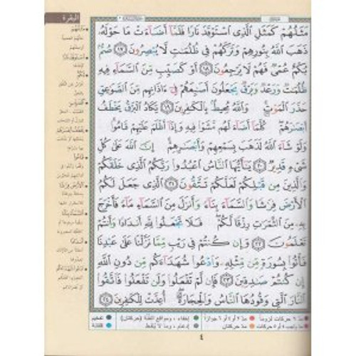 Tajweed Quran Arabic only