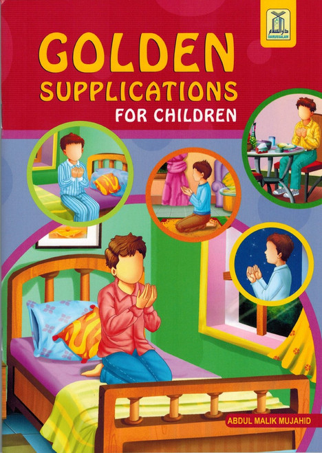Golden Supplications For Children,9786035002622,