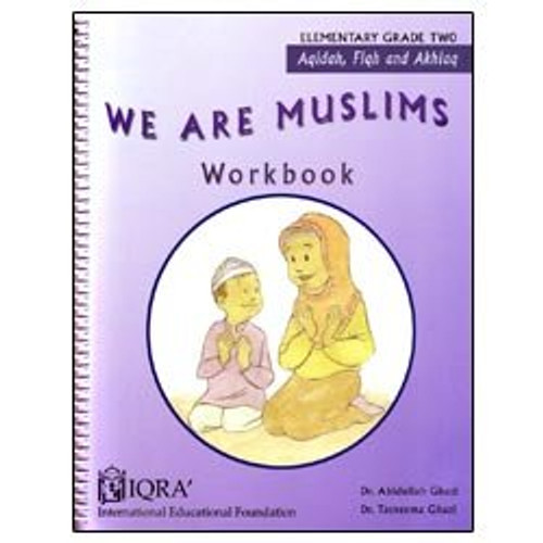 We Are Muslims Workbook Grade 2