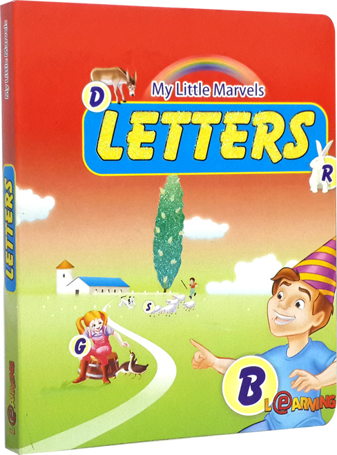 My Little Marvels Letters