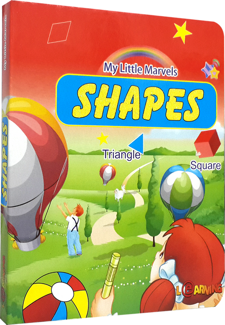 My Little Marvels Shapes