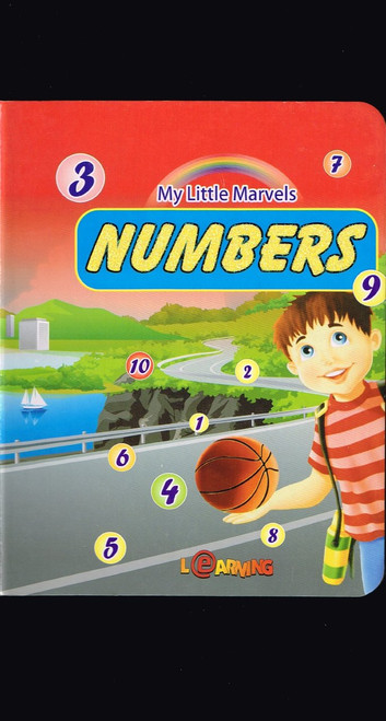 My Little Marvels Numbers