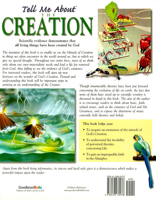 Tell Me About the Creation