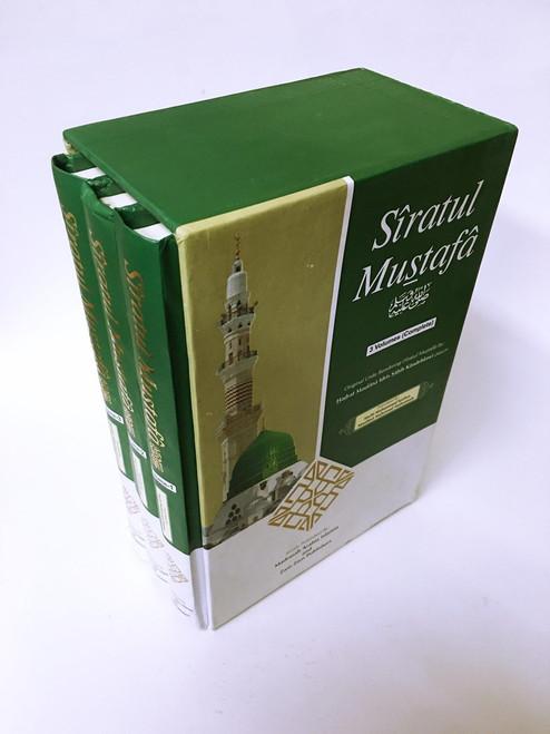Siratul Mustafa 3 volumes