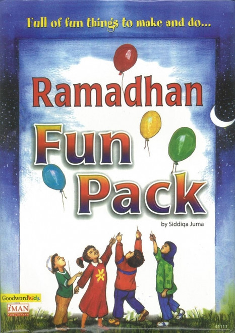 Ramadhan Fun Pack by Goodwords , Goodwords Books