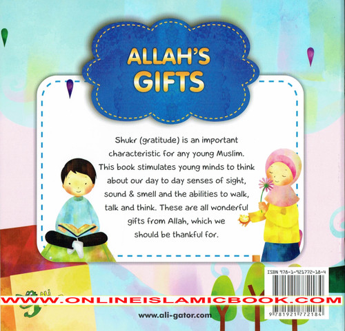 Allah's Gifts Building an Appreciation For The 5 Senses,9781921772184,