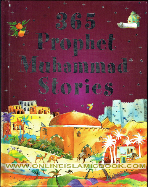 365 Prophet Muhammad Stories,Hardcover,9789351790563,