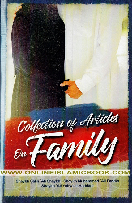 Collection Of Articles On Family,9781640076815,