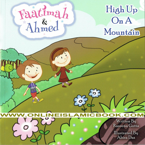 Faatimah & Ahmed High Up On A Mountain