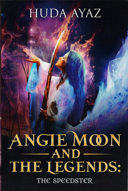 Angie Moon And The Legends The Speedster
