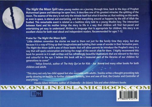 The Night The Moon Split