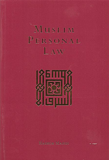 Muslim Personal Law By Hashim Mahdi