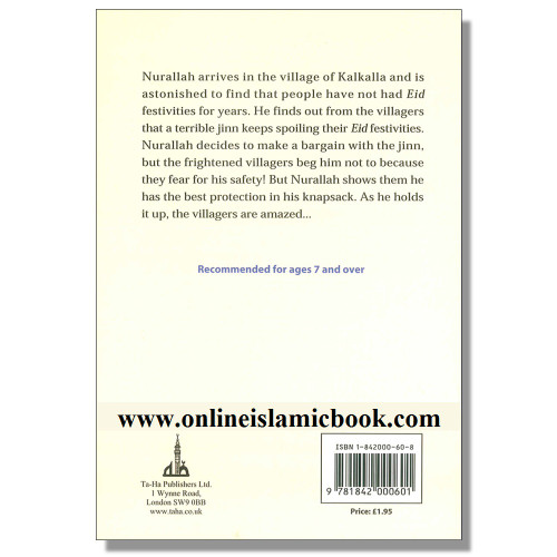 The Troublesome Eid Jinn By Fawzia Gilani