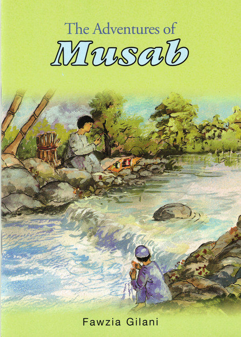 The Adventures of Musab,9781842000380,