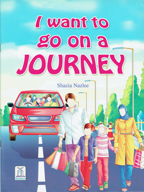 I want to go on a Journey,9786035000871,