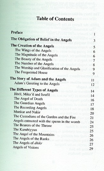 World Of The Angels