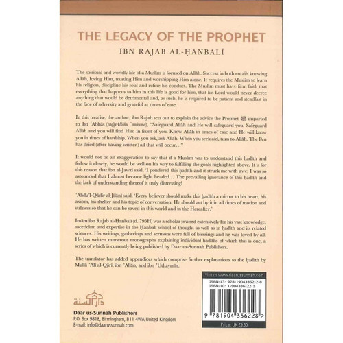 Legacy of the Prophet