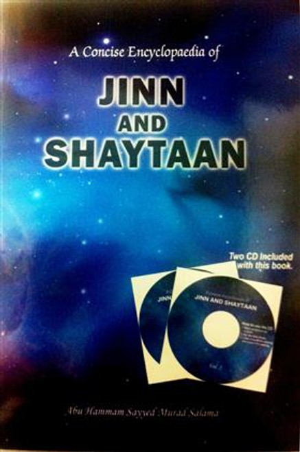 A Concise Encyclopedia of Jinn And Shaytaan with 2 Cds