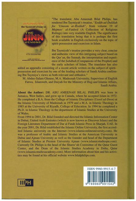 Ibn Taymiyah's Essay on the Jinn (Demons)
