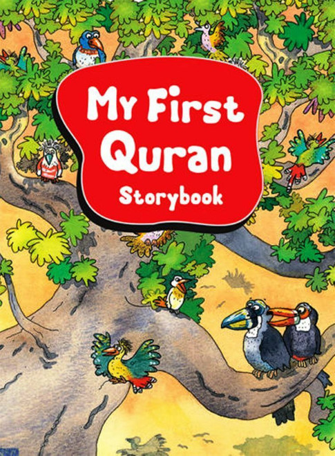 My First Quran Story Book