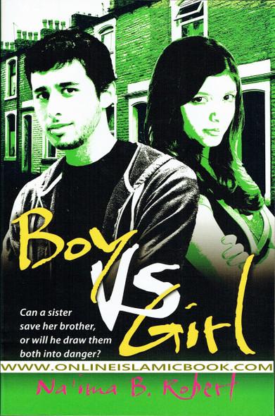 Boy Vs Girl by Naima B Robert