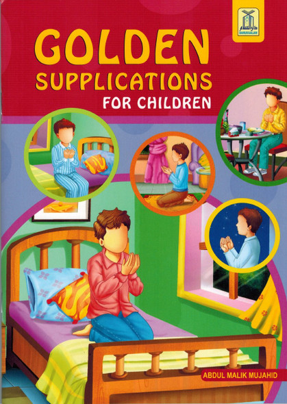 Golden Supplications For Children,9786035002622,