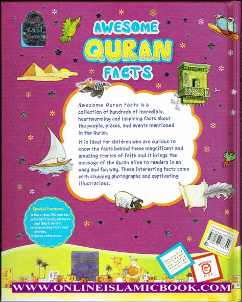 Awesome Quran Facts,9788178988344,