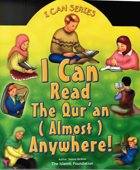 i can read the quran