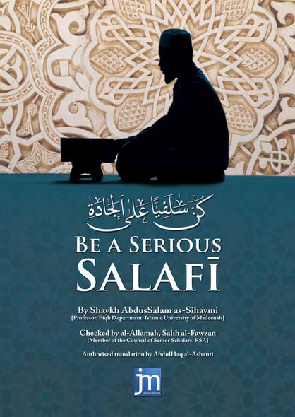 Serious Salafi