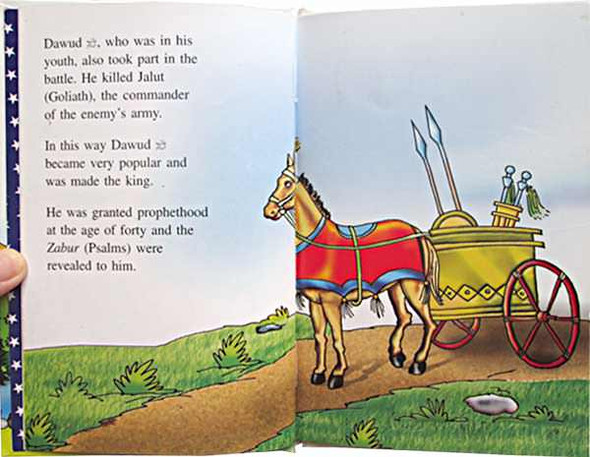 The Wise King and The Story of Maryam (Favourite Tales from the Quran Series - 2-in-1 Book) (Saniyasnain Khan)
