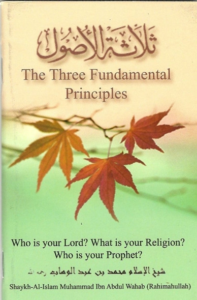 The Three Fundamental Principles (Pocket Size)