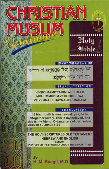 Muslim Christian Dialogues