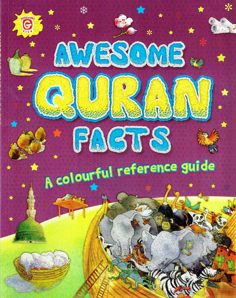 Awesome Quran Facts (Paperback),9788178988238,