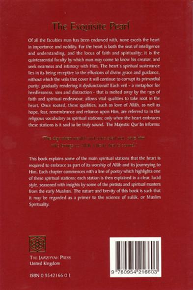 The Exquisite Pearl by Shaykh Abd Al-Rahman Al-Sadi,9780954216603,