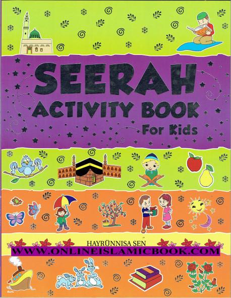 Seerah Activity Book for Kids