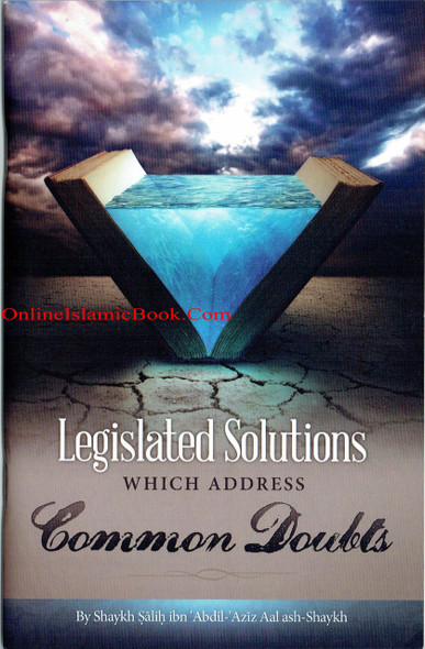 Legislated Solutions Which Address Common Doubts,9781495113789,