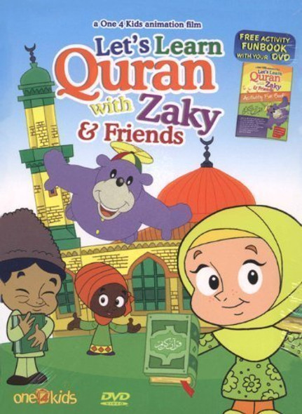 Let's Learn Qur'an with Zaky & Friends