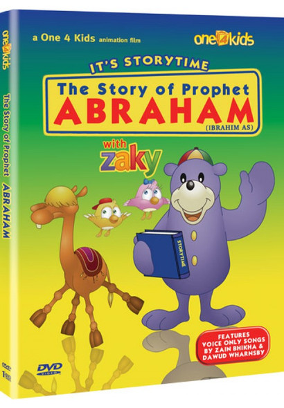 It's Storytime: The Story of Prophet Abraham with Zaky