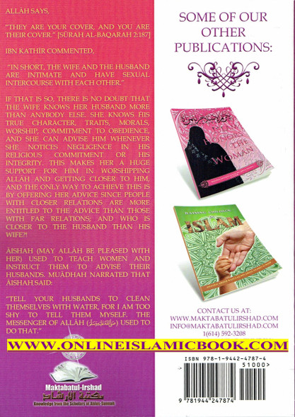 Contributions of the Muslim Women In Giving Sincere Advice,9781944247874,